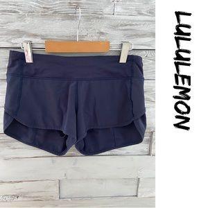 Lululemon shorts.